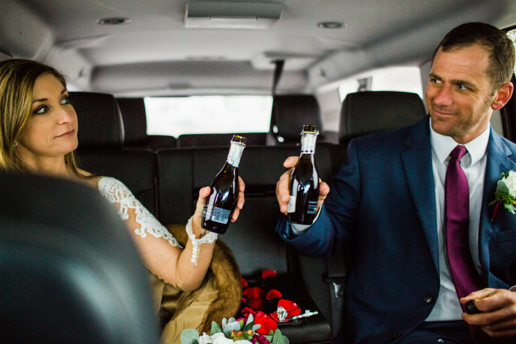 Wedding Transportation Limousine